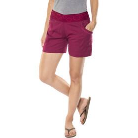 Ocun Pantera Shorts Women Beet Red